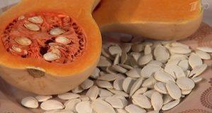 Тыквенные семечки от глистов - как готовить и принимать