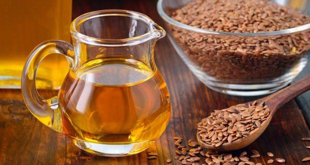 Льняное масло - применение для очистки организма